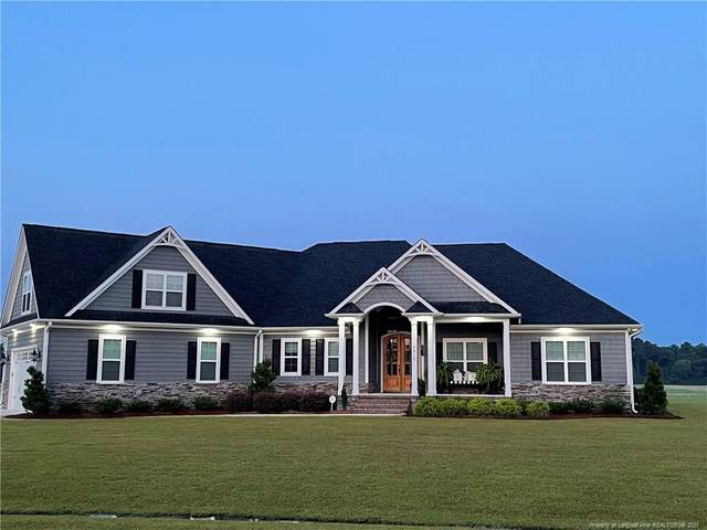 5812 Dottie (Lot 13) Circle, Hope Mills, NC 28348 (MLS #663224) :: The Signature Group Realty Team