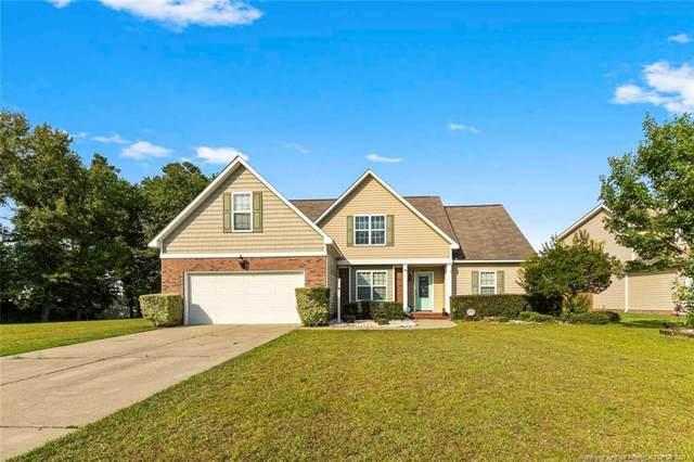 1516 Rough Rider Lane, Parkton, NC 28371 (MLS #663226) :: Towering Pines Real Estate