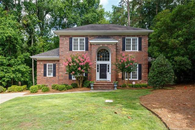 512 Thorncliff Drive, Fayetteville, NC 28303 (MLS #663230) :: The Signature Group Realty Team