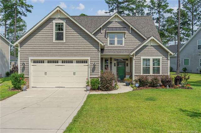459 Timber Skip Drive, Spring Lake, NC 28390 (MLS #663237) :: The Signature Group Realty Team
