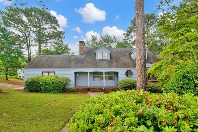 1601 Greenock Avenue, Fayetteville, NC 28304 (MLS #663240) :: RE/MAX Southern Properties