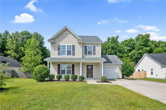258 Cape Fear Road, Raeford, NC 28376 (MLS #663243) :: Freedom & Family Realty