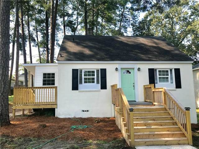1803 Bragg Boulevard, Fayetteville, NC 28303 (MLS #663245) :: Freedom & Family Realty