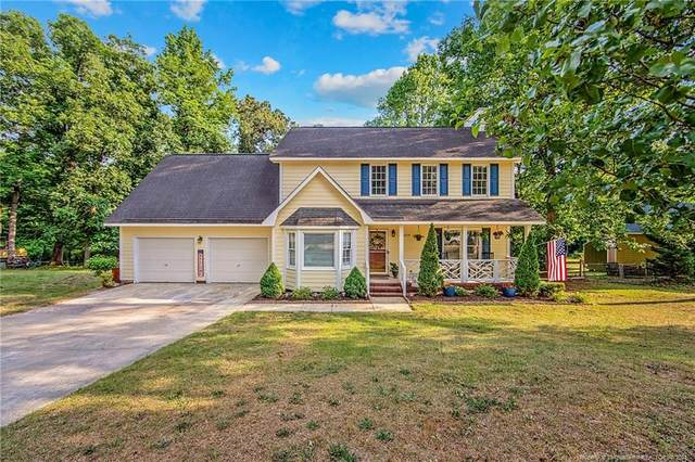 8234 Shoreway Drive, Fayetteville, NC 28304 (MLS #663261) :: The Signature Group Realty Team