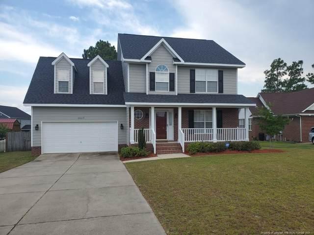 6009 Mezzanine Court, Hope Mills, NC 28348 (MLS #663265) :: Moving Forward Real Estate