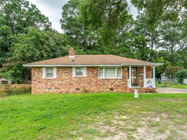 3918 Brentwood Drive, Fayetteville, NC 28304 (MLS #663283) :: Moving Forward Real Estate