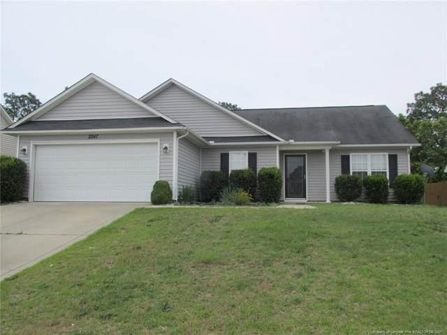 2247 Gray Goose Loop, Fayetteville, NC 28306 (MLS #663284) :: Towering Pines Real Estate