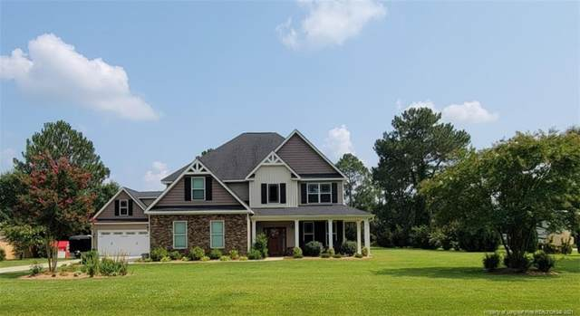 406 Foxwood Drive, Hope Mills, NC 28348 (MLS #663286) :: On Point Realty