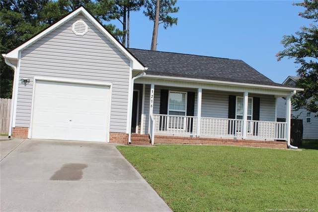 1218 Skyline Drive, Fayetteville, NC 28314 (MLS #663293) :: The Signature Group Realty Team