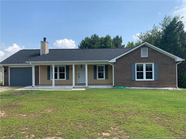 8707 Tangletree Drive, Linden, NC 28356 (MLS #663300) :: EXIT Realty Preferred