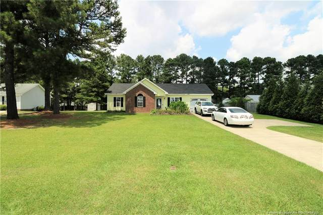 4314 Lee Avenue, Sanford, NC 27332 (MLS #663304) :: Freedom & Family Realty