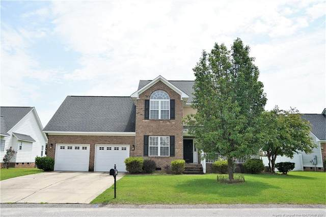 132 Barkley Court, Raeford, NC 28376 (MLS #663305) :: The Signature Group Realty Team