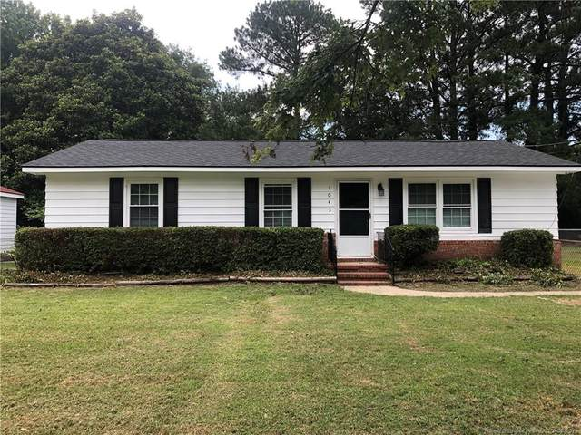 1043 Revere Street, Fayetteville, NC 28304 (MLS #663307) :: The Signature Group Realty Team