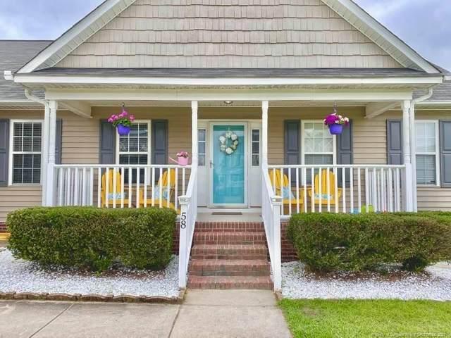 58 Polk Street, Spring Lake, NC 28390 (MLS #663308) :: Freedom & Family Realty
