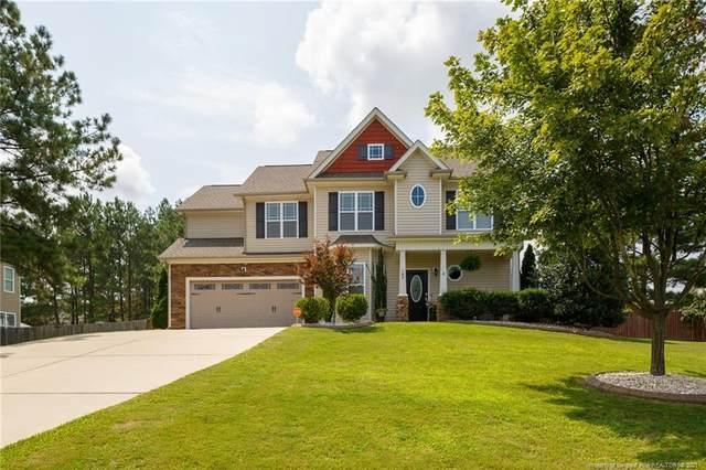 189 Kentucky Derby Lane, Lillington, NC 27546 (MLS #663310) :: EXIT Realty Preferred