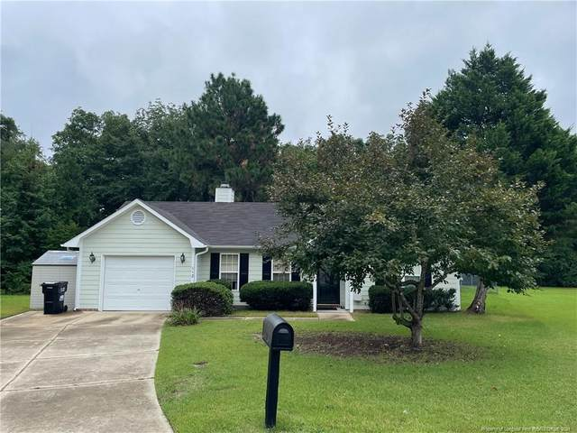 112 Horace Court, Raeford, NC 28376 (MLS #663311) :: EXIT Realty Preferred