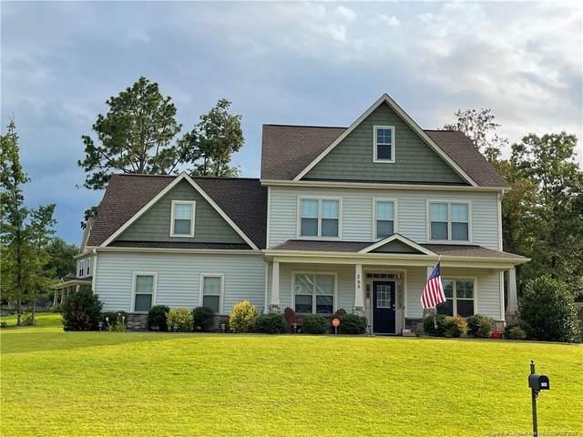 268 Executive Drive, Lillington, NC 27546 (MLS #663312) :: Moving Forward Real Estate