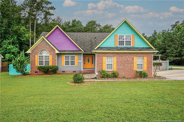 220 Dolphin Drive, Raeford, NC 28376 (MLS #663315) :: Freedom & Family Realty