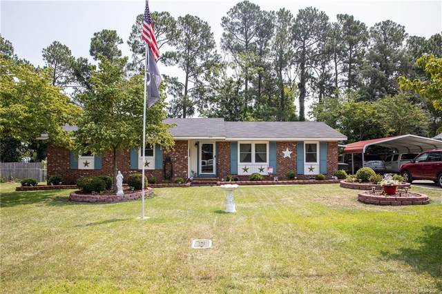 1501 Greenock Avenue, Fayetteville, NC 28304 (MLS #663319) :: The Signature Group Realty Team
