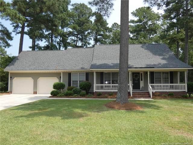 5632 Mum Creek Lane, Fayetteville, NC 28304 (MLS #663333) :: Moving Forward Real Estate
