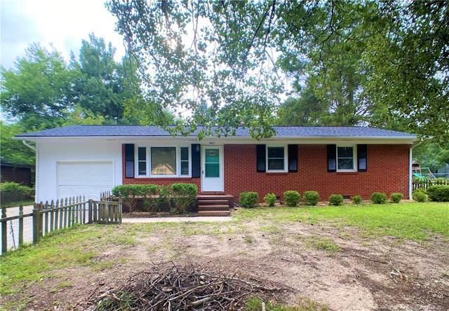 5621 Duncan Street, Hope Mills, NC 28348 (MLS #663335) :: Moving Forward Real Estate