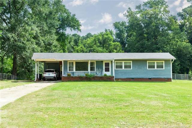 126 Center Drive, Raeford, NC 28376 (MLS #663341) :: Freedom & Family Realty