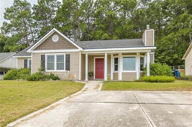 2236 Spindle Tree Drive, Fayetteville, NC 28304 (MLS #663343) :: Moving Forward Real Estate