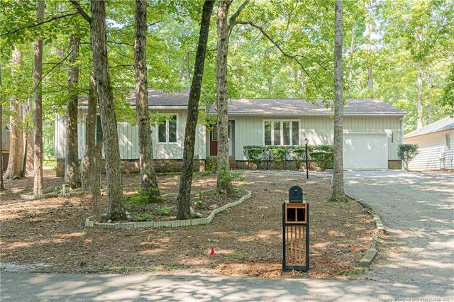 3286 Edinburgh Drive, Sanford, NC 27332 (MLS #663344) :: Moving Forward Real Estate