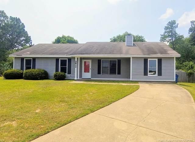 5812 Hazleton Court, Fayetteville, NC 28304 (MLS #663351) :: Moving Forward Real Estate