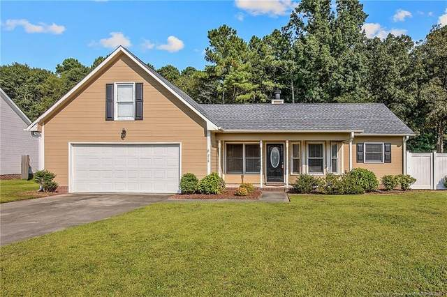 216 Riverwind Drive, Spring Lake, NC 28390 (MLS #663352) :: The Signature Group Realty Team