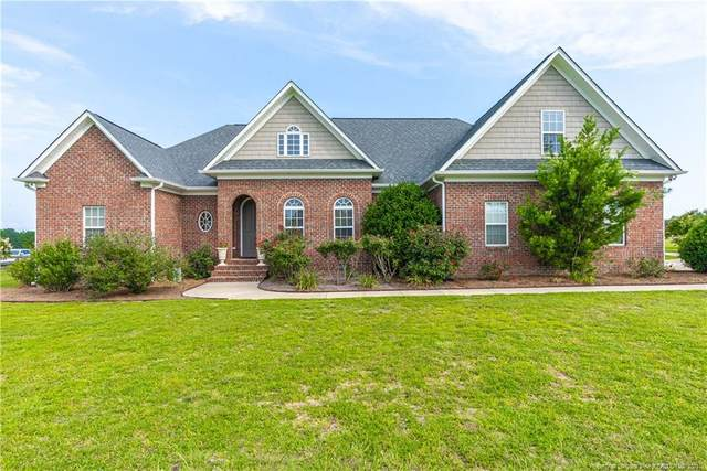 9152 Bay Trace Drive, Linden, NC 28356 (MLS #663363) :: The Signature Group Realty Team
