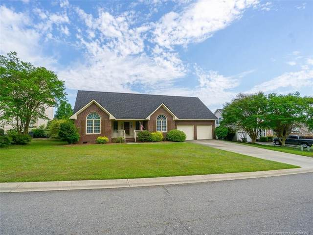 6535 Jacobs Creek Circle, Fayetteville, NC 28306 (MLS #663368) :: Moving Forward Real Estate
