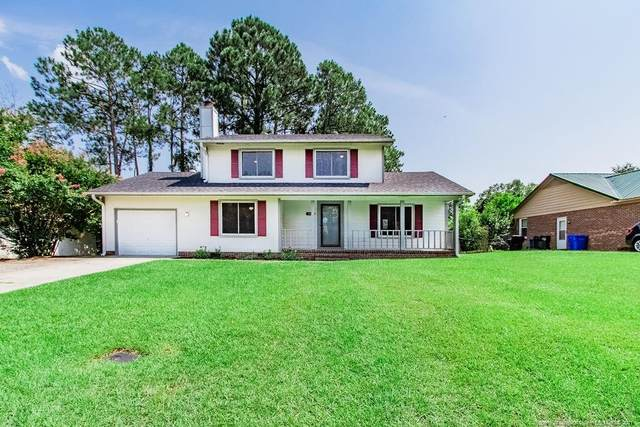 5843 Pettigrew Drive, Fayetteville, NC 28314 (MLS #663369) :: The Signature Group Realty Team