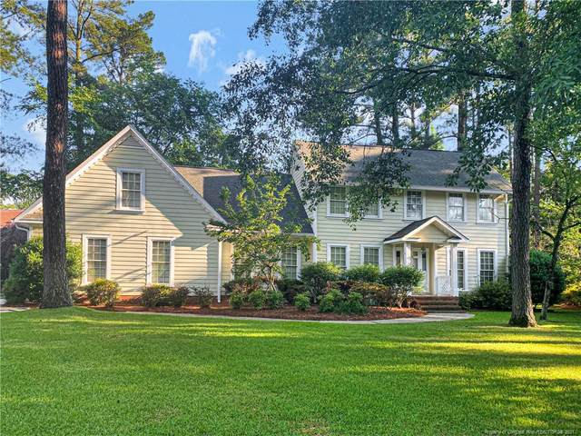 3690 Macqueen Court, Fayetteville, NC 28314 (MLS #663373) :: The Signature Group Realty Team