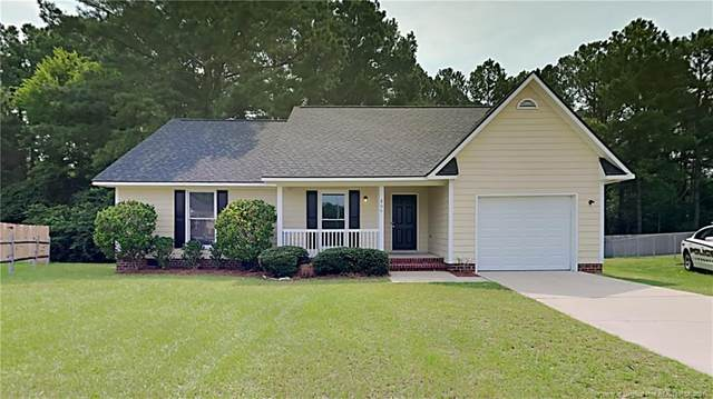 800 Marchbanks Place, Hope Mills, NC 28348 (MLS #663383) :: EXIT Realty Preferred