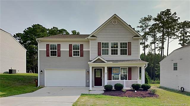 89 Stone Chase Way, Spring Lake, NC 28390 (MLS #663386) :: On Point Realty