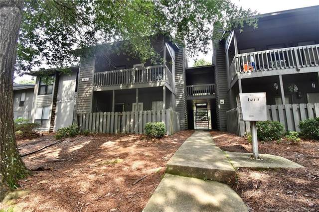 1816 Tryon Drive #5, Fayetteville, NC 28303 (MLS #663387) :: The Signature Group Realty Team