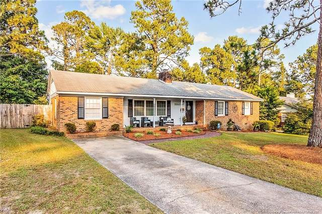 2748 Colgate Drive, Fayetteville, NC 28304 (MLS #663396) :: The Signature Group Realty Team
