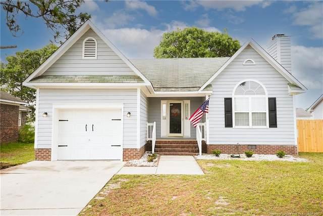 3836 Crusader Drive, Hope Mills, NC 28348 (MLS #663404) :: Moving Forward Real Estate