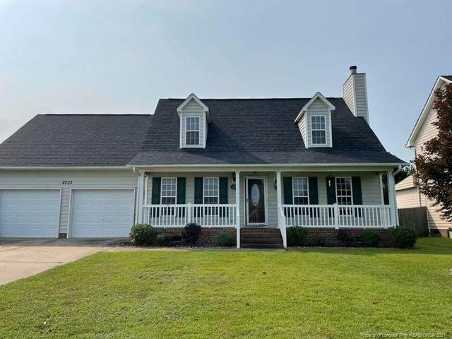8233 Hurrican Lane, Fayetteville, NC 28314 (MLS #663407) :: Moving Forward Real Estate
