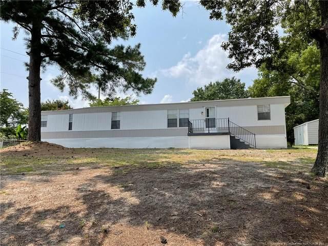 2904 Selma Drive, Fayetteville, NC 28306 (MLS #663423) :: Moving Forward Real Estate