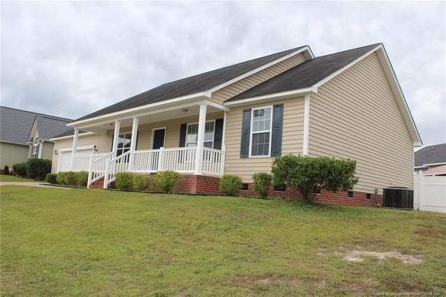 2228 Stornoway Court, Fayetteville, NC 28306 (MLS #663425) :: EXIT Realty Preferred