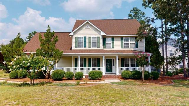 3809 Odessey Court, Hope Mills, NC 28348 (MLS #663426) :: Moving Forward Real Estate