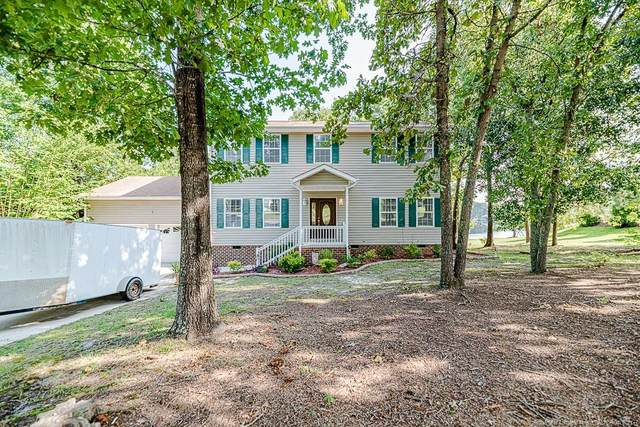 85 Pinewinds Drive, Sanford, NC 27332 (MLS #663429) :: The Signature Group Realty Team