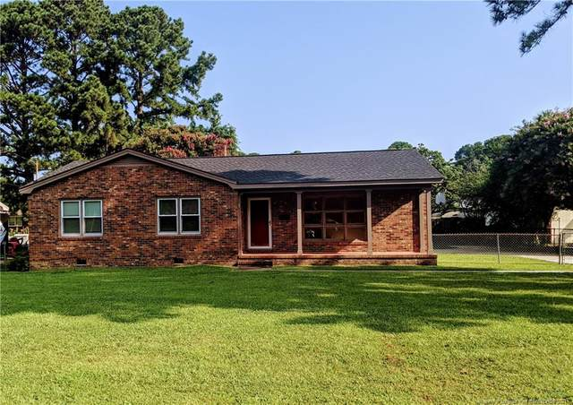 4410 Cliffdale Road, Fayetteville, NC 28314 (MLS #663446) :: Towering Pines Real Estate