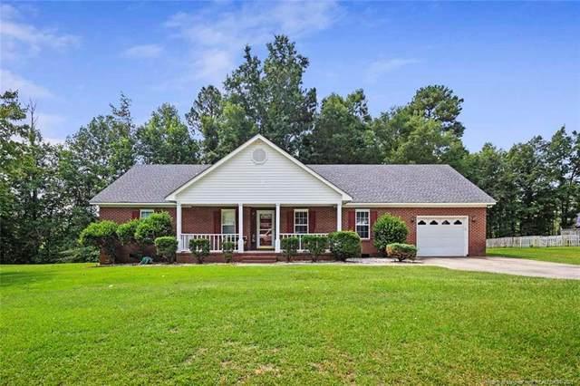 208 Scarlet Oak Drive, Raeford, NC 28376 (MLS #663452) :: EXIT Realty Preferred