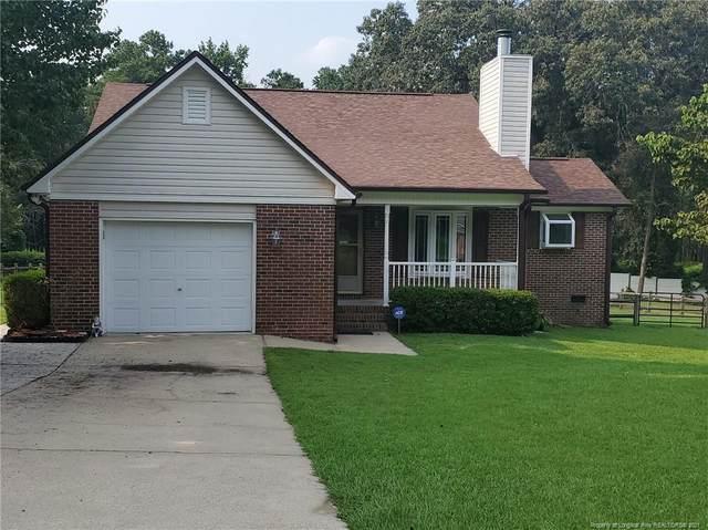 127 Sweetbriar Lane, Raeford, NC 28376 (MLS #663453) :: EXIT Realty Preferred