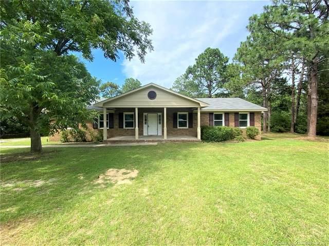 229 Nielsen Drive, Fayetteville, NC 28306 (MLS #663466) :: Towering Pines Real Estate