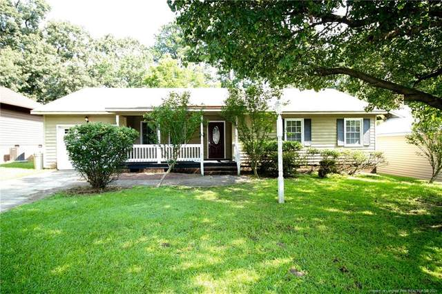 7190 Silverstone Drive, Fayetteville, NC 28304 (MLS #663480) :: Towering Pines Real Estate