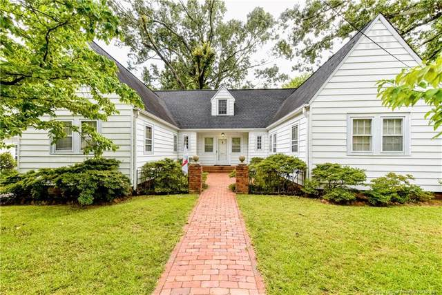 1011 Brook Street, Fayetteville, NC 28305 (MLS #663487) :: The Signature Group Realty Team